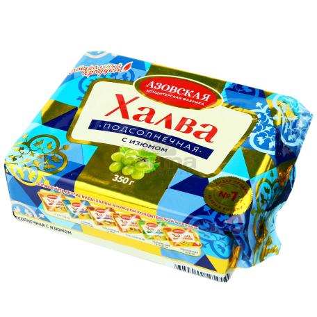 Հալվա «Азовская» խաղող 350գ