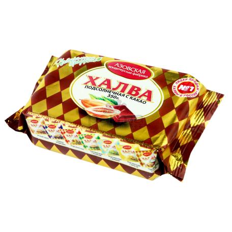 Հալվա «Азовская» կակաո 350գ