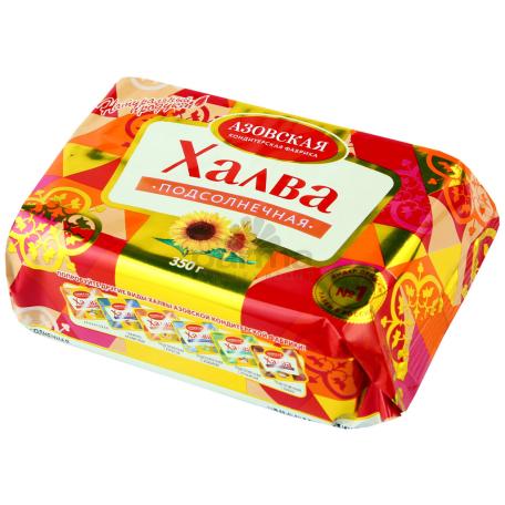 Հալվա «Азовская» արևածաղկի 350գ
