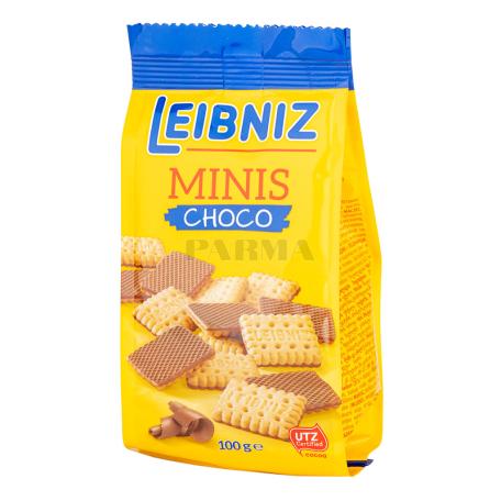 Թխվածքաբլիթ «Bahlsen Leibniz Minis Choco» 100գ