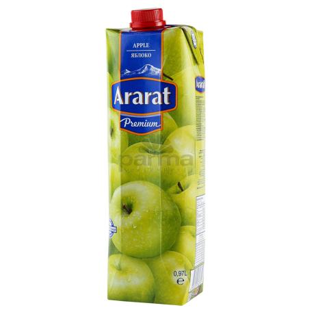 Հյութ բնական «Արարատ Պրեմիում» խնձոր 970մլ