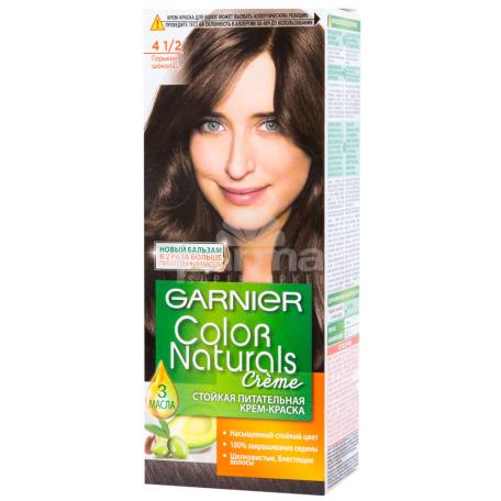 Մազի ներկ «Garnier Color Naturals N41/2»