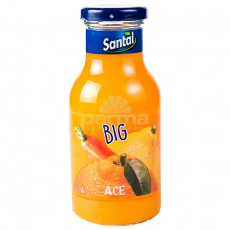 Հյութ բնական «Santal ACE» 250մլ
