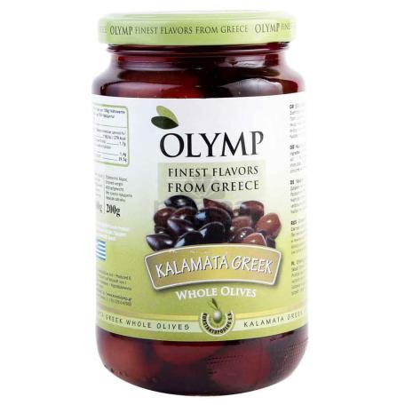 Ձիթապտուղ «Olymp» կալամատա 200գ