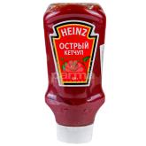 Կետչուպ «Heinz» կծու 570գ