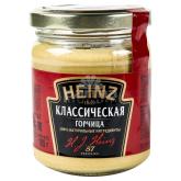 Մանանեխ «Heinz» դասական 185գ