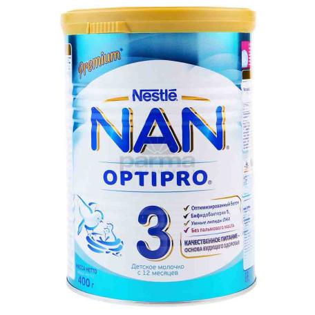 Մանկական սնունդ «Nestle Nan 3» 400գ