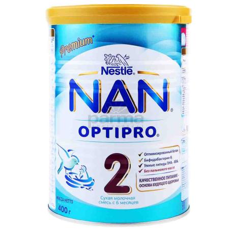 Մանկական սնունդ «Nestle Nan N2» 400գ