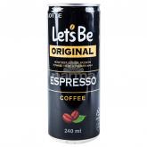 Սառը սուրճ «Lotte Let's Be Espresso» 175մլ