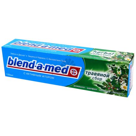 Ատամի մածուկ «Blend a Med» բույսերով 100մլ