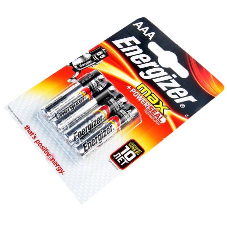 Մարտկոց «Energizer» AAA