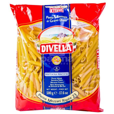 Մակարոն «Divella Penne Rigate 23» 500գ