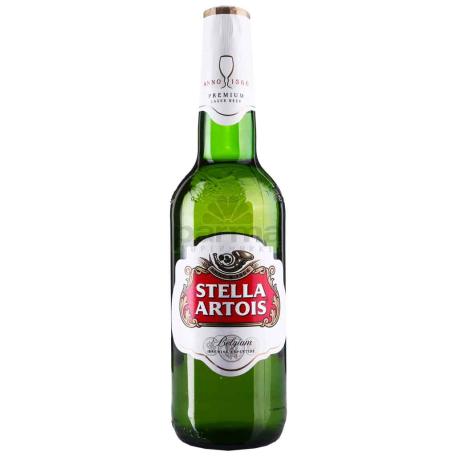 Գարեջուր «Stella Artois» բաց 500մլ