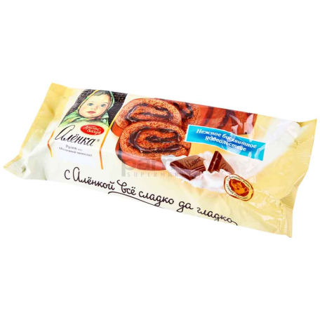 Ռուլետ «Аленка» կաթնային շոկոլադ 200գ