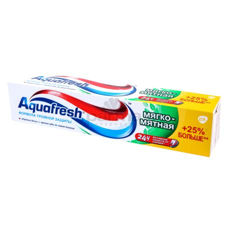 Ատամի մածուկ «Aquafresh 3 Mild & Minty» 125մլ