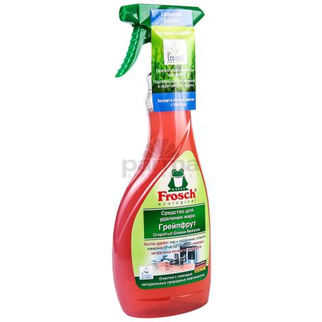 Մաքրող սփրեյ «Frosch» Grapefruit-fett 500մլ