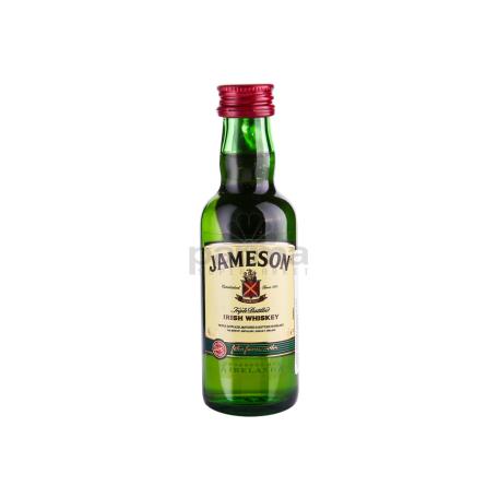 Վիսկի «Jameson» 50մլ