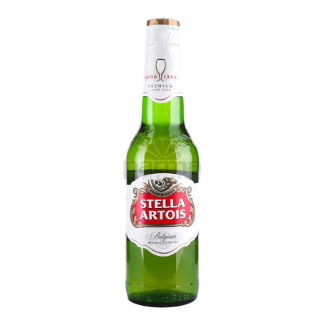 Գարեջուր «Stella Artois» բաց 330մլ
