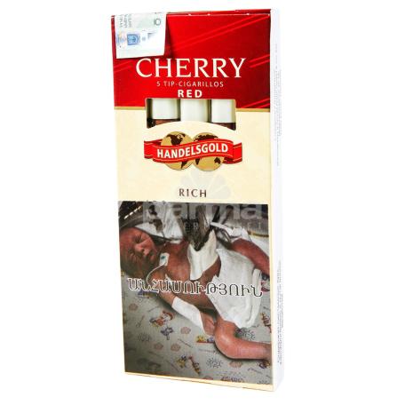 Սիգար «Handelsgold Tip Cherry»