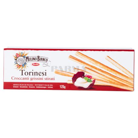 Հացիկ «Barilla Mulino Bianco Torinesi Grissini» 125գ