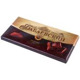 Շոկոլադե սալիկ «Бабаевский» 47% 100գ