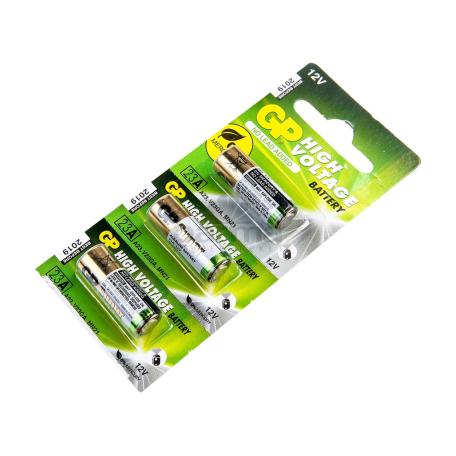 Մարտկոց «GP High Voltage» 23AE 12v