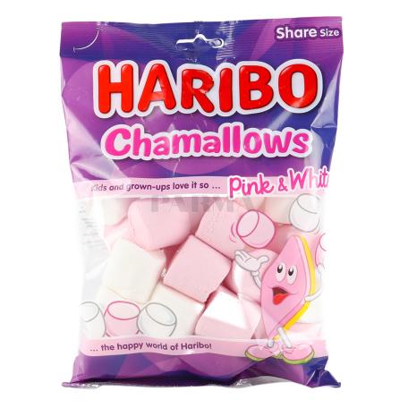 Պաստեղներ «Haribo Chamallows Pink & White» 150գ