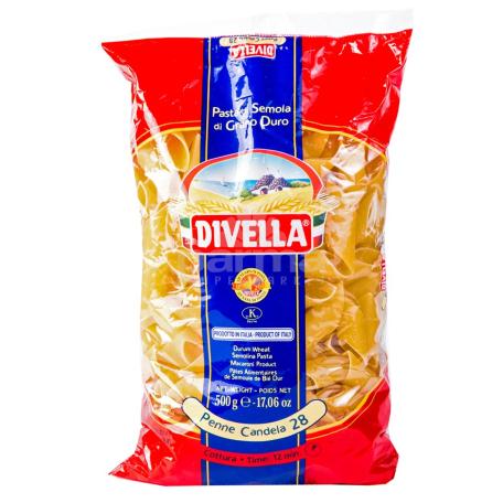 Մակարոն «Divella 28» 500գ