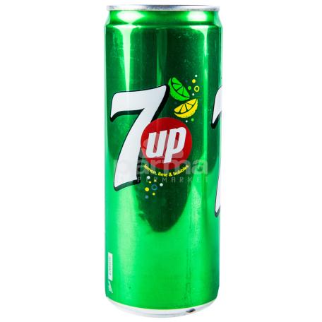 Զովացուցիչ ըմպելիք «7up» 330մլ