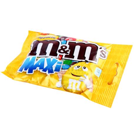 Դրաժե «M&M`s Maxi» գետնանուշ 70գ