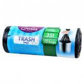 Տոպրակ աղբի «Gosia Clean Worki Mocne» 35լ