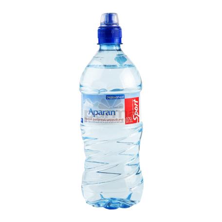 Աղբյուրի ջուր «Ապարան Սպորտ» 750մլ