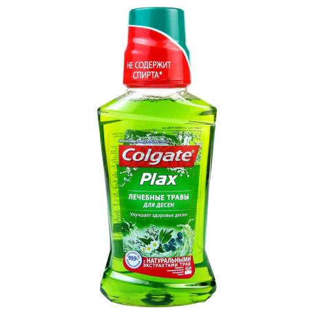 Ողողման հեղուկ «Colgate» դեղաբույսերով 250մլ