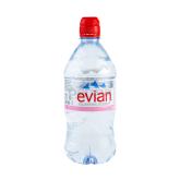 Աղբյուրի ջուր «Evian» սպորտ 750մլ