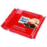 Շոկոլադե սալիկ «Ritter Sport» մարցիպան 100գ