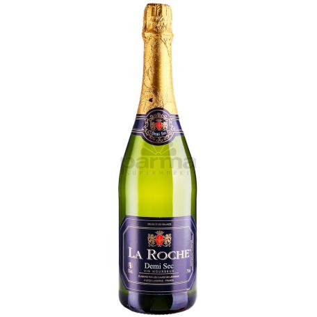 Շամպայն «La Roche Demi-Sec» 750մլ