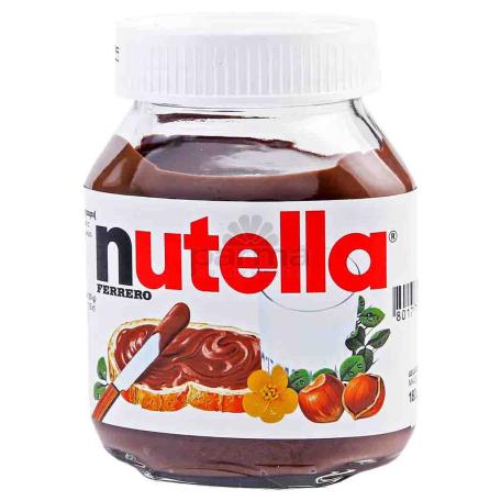 Կրեմ շոկոլադե «Nutella» 180գ