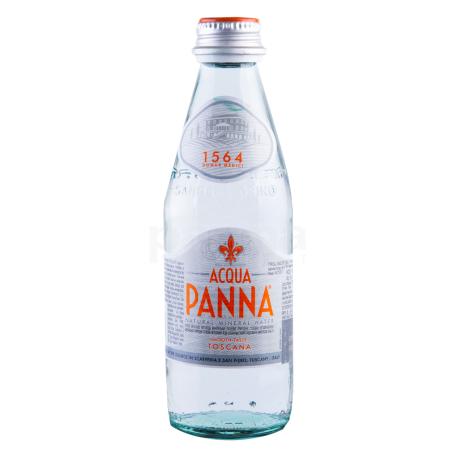 Հանքային ջուր «Acqua Panna» չգազավորված 250մլ
