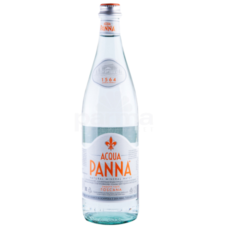 Հանքային ջուր «Acqua Panna» չգազավորված 750մլ