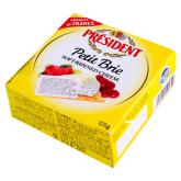 Պանիր «President Petit Brie» 50% 125գ
