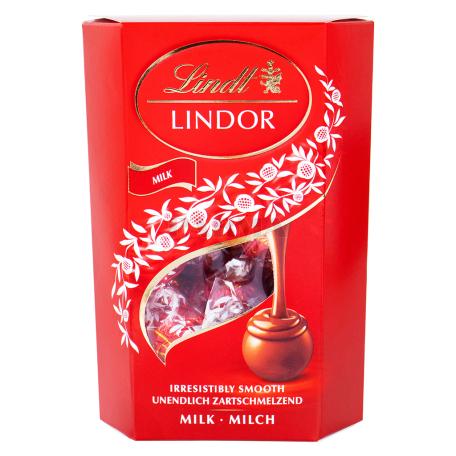 Շոկոլադե կոնֆետներ «Lindt Lindor Milk» 200գ