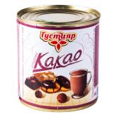Կաթ պարունակող խտացրած մթերք «Густияр» կակաո 1% 380գ
