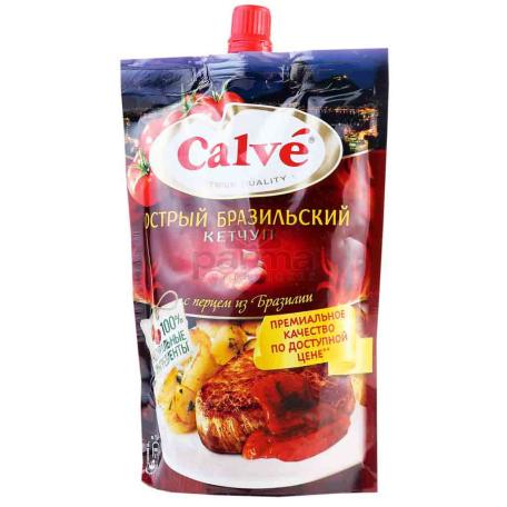Կետչուպ «Calve» բրազիլական 350գ