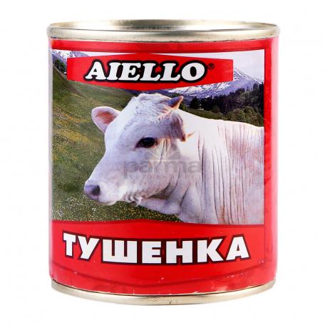 Պաշտետ տավարի «Աիելո» 330գ