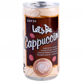 Սառը սուրճ «Lotte Lets Be Cappuccino» 175մլ