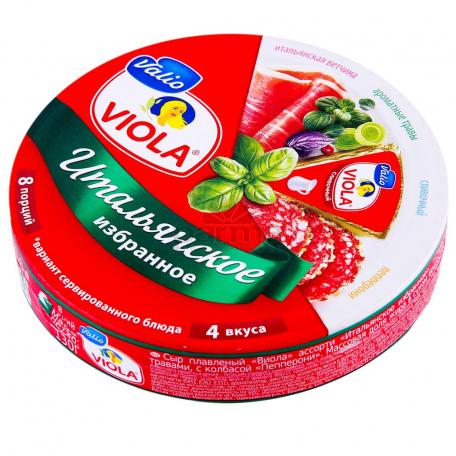 Հալած պանիր «Viola» իտալական 130գ