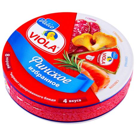 Հալած պանիր «Viola» ֆիննական 130գ