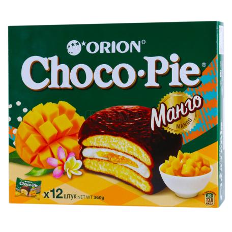 Թխվածքաբլիթ «Choco-Pie» մանգո 360գ