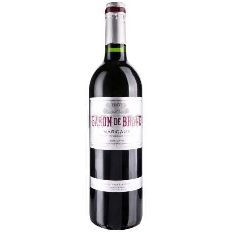 Գինի «Baron de Brane Marguax» 750մլ