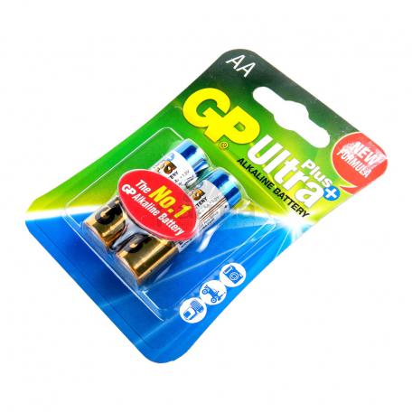 Մարտկոց «GP Ultra Plus Alkaline» AA 15AUP-UE2